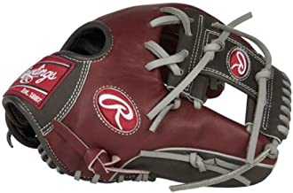 """Rawlings 2018 Limited Edition Heart of the Hide Color Sync 204, 11.5"""" Camel/Red/Royal"""