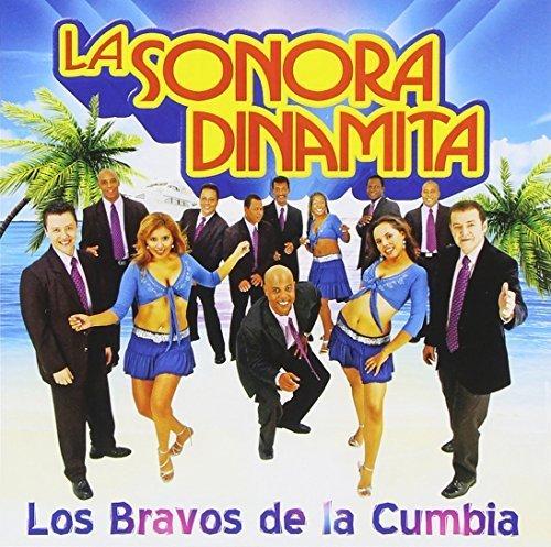 Los Bravos De La Cumbia by Sonora Dinamita (2015-05-04)