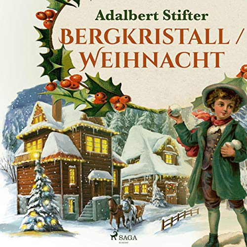 Bergkristall / Weihnacht                   Written by:                                                                                                                                 Adalbert Stifter                               Narrated by:                                                                                                                                 Hans Eckardt,                                                                                        Erich Ponto                      Length: 55 mins     Not rated yet     Overall 0.0