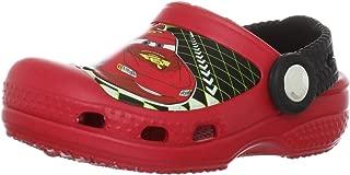 Crocs Boys' CC Lightning McQueen Clog