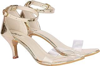 Misto Women and Girls Casual Pencil Heel Sandals