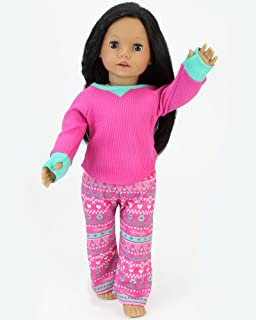 Best 18 inch doll pajamas Reviews