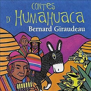 Couverture de Contes d'Humahuaca