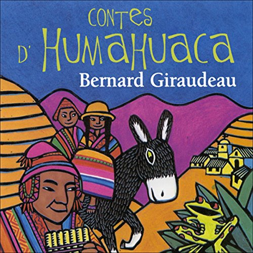 Contes d'Humahuaca audiobook cover art