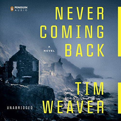 Never Coming Back audiobook cover art