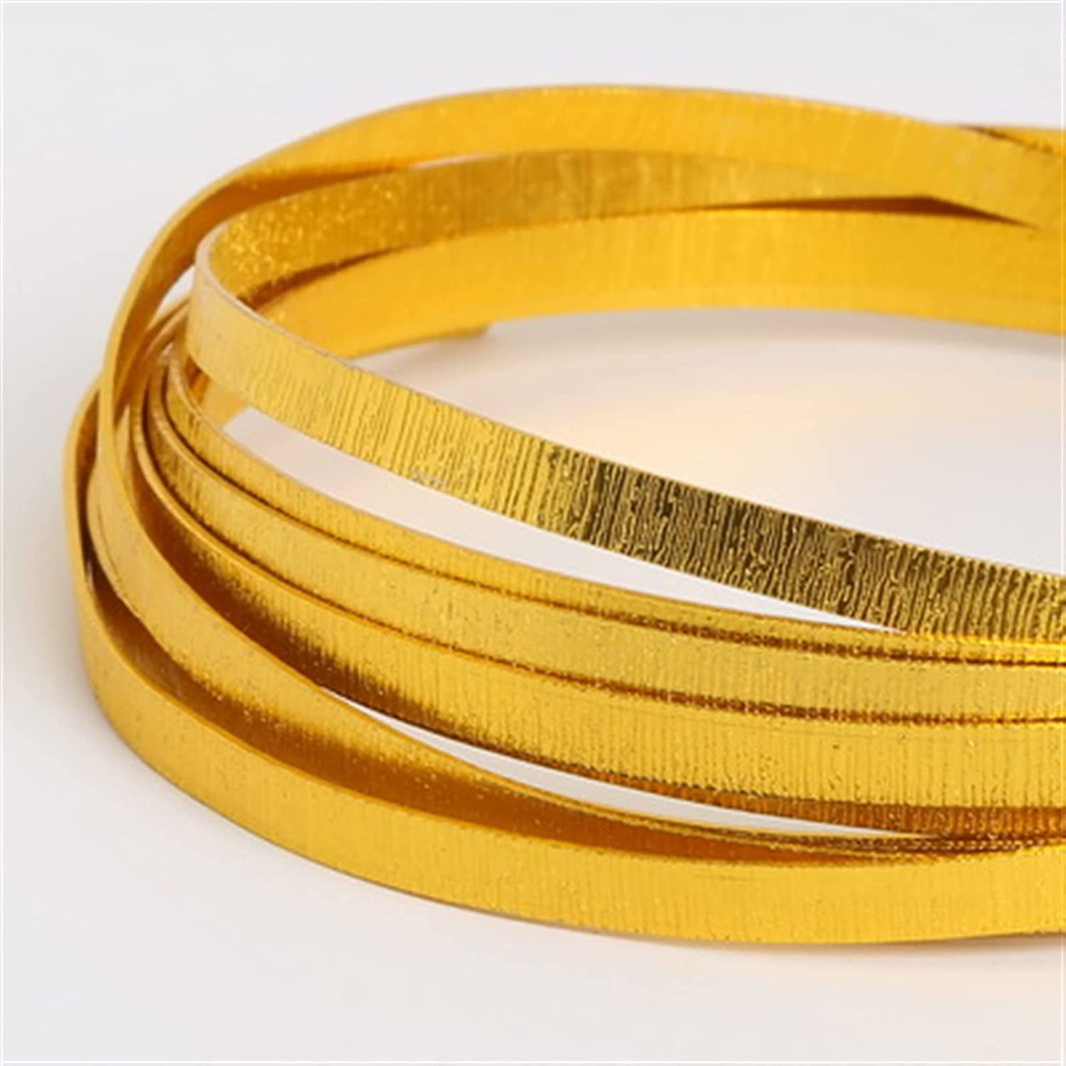 A surprise price is realized ZHBO Soft Gold Aluminium Wire Ranking TOP10 for Necklac Beading Bracelet