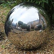 Stainless Sphere Decorative Garden Ornament