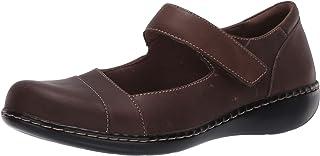حذاء مسطح حريمي Ashland Bliss Mary Jane من Clarks