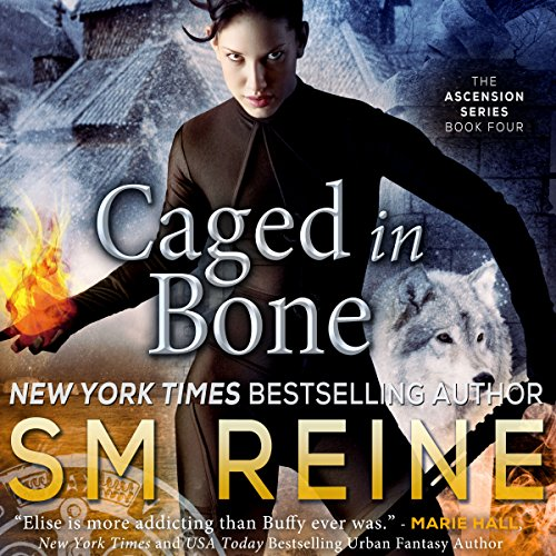 Couverture de Caged in Bone