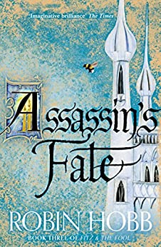 Cover of Assassin's Fate