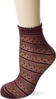Dim, Style Tobillero Fantasía Calcetines para Mujer