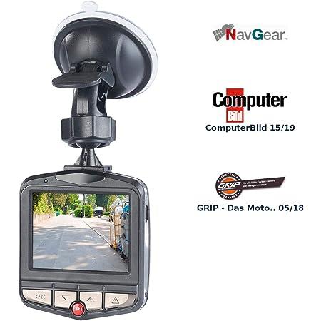 Navgear Full Hd Dashcam Mdv 2750 Mit G Sensor 2 3 Display 5 8 Cm Auto