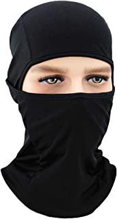 Unisex Balaclava Full Face Mask Cover UV Protect Windproof Neck Gaiter Headwear Cycling Motor Mask