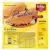 Schar - Piadina, senza Glutine, 240 g