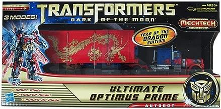 Takara Tomy Transformers Dark of The Moon Year of Dragon Ultimate Optimus Prime