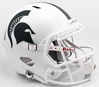 Medium Blue NCAA North Carolina Tar Heels Full Size Speed Replica Helmet
