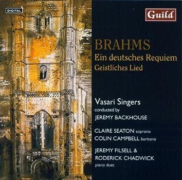 Ein deutsches Requiem by Brahms