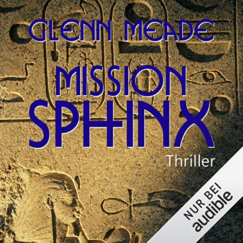 Mission Sphinx audiobook cover art