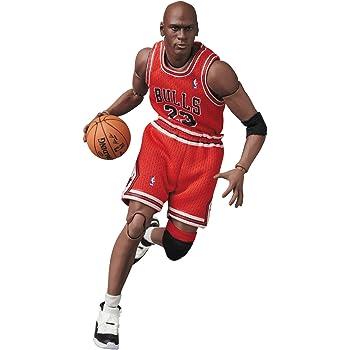 MAFEX マフェックス No.100 Michael Jordan Chicago Bulls 全高約165mm 塗装済み アクションフィギュア