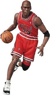 MAFEX マフェックス No.100 Michael Jordan Chicago Bulls 全高約165mm 塗装済み アクションフィギュア...