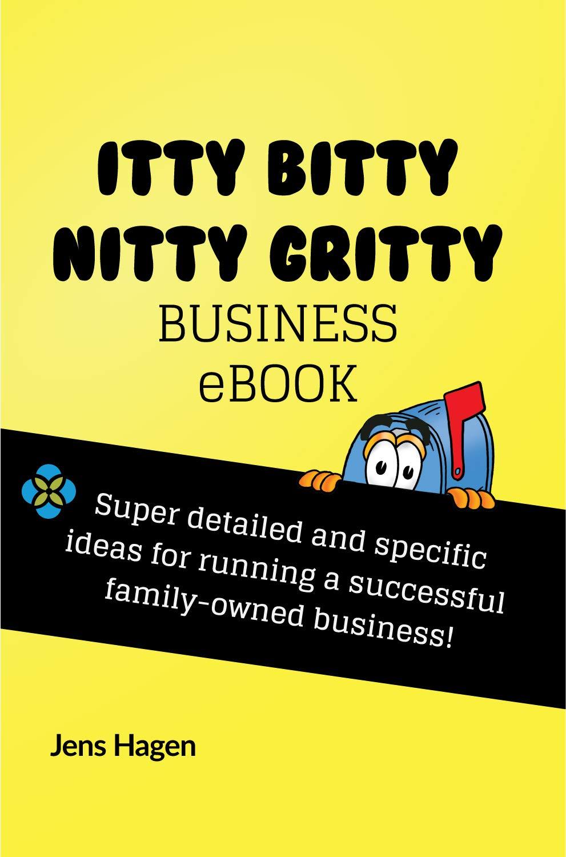 Itty Bitty Nitty Gritty Business: eBook