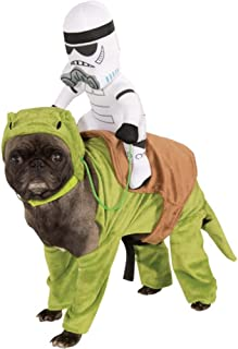 Rubie`s Star Wars Dewback Stormtrooper Dog Pet Costumes One Size