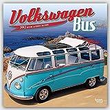 Volkswagen Bus - VW Bully 2017 - 18-Monatskalender: Original BrownTrout-Kalender [Mehrsprachig] [Kalender] (Wall-Kalender)