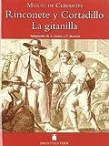 La Gitanilla, Rinconete y Cortadillo, Miguel de Cervantes, Biblioteca Teide 045