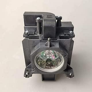 CTLAMP POA-LMP136 Original Lamp with Housing Compatible with SANYO PLC-XM150 / PLC-XM150L / PLC-ZM5000L / PLC-WM5500 with One Year Warranty