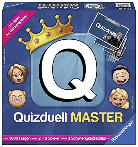 Ravensburger 27208 - Quizduell Master