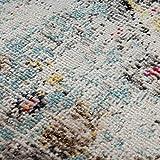 Paco Home In- & Outdoor Teppich Modern Orient Print Terrassen Teppich Türkis, Grösse:160x220 cm - 5