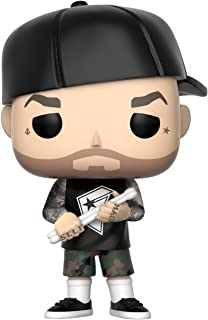 Funko Pop Rocks: Blink 182 - Travis Barker Collectible Figure, Multicolor