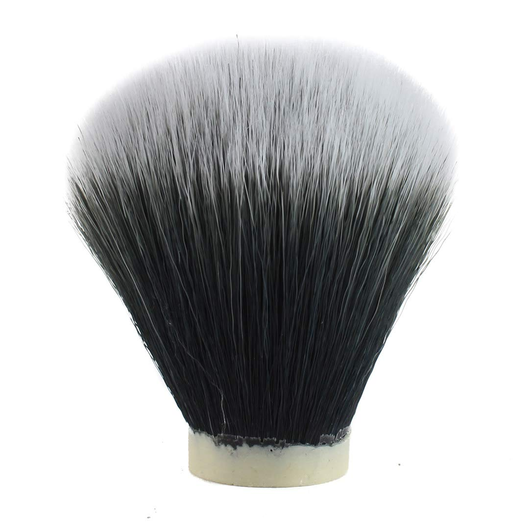 67% OFF of fixed Large special price !! price Tuxedo Synthetic Hair Brush 24mm Shaving Knot