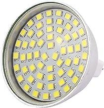 X-DREE 220V 6W MR16 2835 SMD 60 LEDs LED Bulb Light Spotlight Lamp Energy Saving White (4db200dd-a222-11e9-8d7c-4cedfbbbda4e)