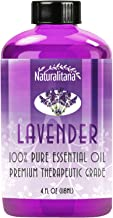 Best Lavender Essential Oil (4oz Bulk Lavender Oil) Aromatherapy Lavender Essential Oil for Diffuser, Soap, Bath Bombs, Ca...