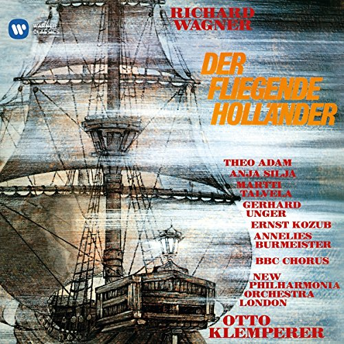 Wagner: Der fliegende Hollander (2CD)