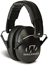 Walker's Protetor dobrável de perfil baixo, preto
