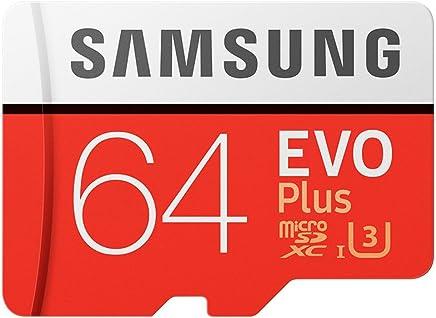 SAMSUNG 三星 高速内存卡64GB Class10 TF(Micro SD卡)存储卡(读速100Mb/s)升级版+