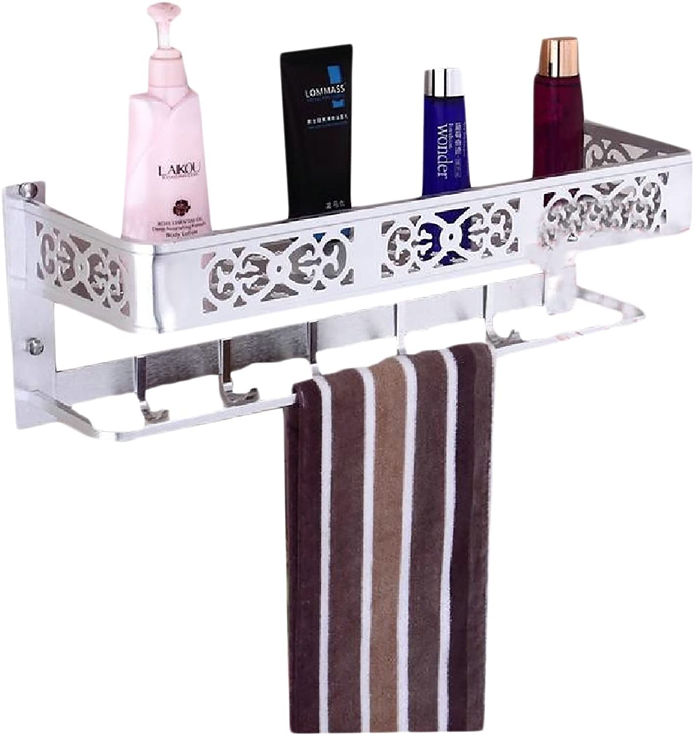 XINHE Shelving Expandable Wide Open Wire Supreme 2 Tier Fit-and-Flare Storage Rack AS1 2 Shelves