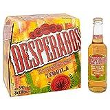 Botellas de cerveza Desperados Tequila 8 x 330ml
