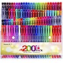100-Count Reaeon Gel Pens
