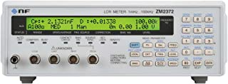 LCR Meter 1mHz to 100kHz, NF Corp. ZM2372