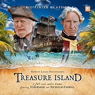Treasure Island (Dramatized) audiobook cover art