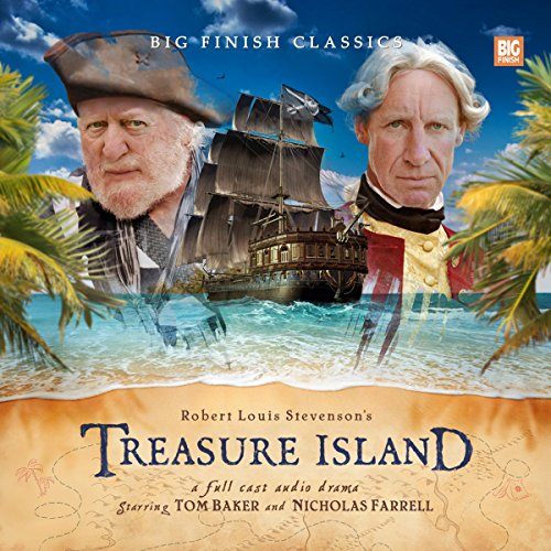 Treasure Island (Dramatized) cover art