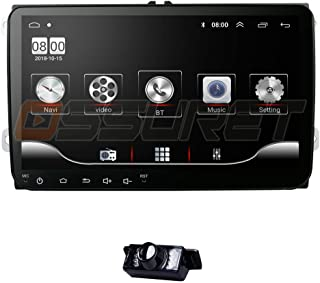 hizpo Android 10 Car Navigation Compatible to Polo Skoda Passat Transporter Car Stereo 9 Inch Supports WiFi Radio FM Bluetooth Steering Wheel Control Online/Offline GPS Navigation Mirror-Link