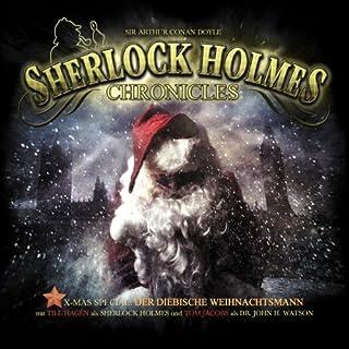 Der diebische Weihnachtsmann (Sherlock Holmes Chronicles - X-MAS Special 1) Titelbild