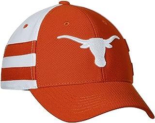 low priced 771b7 927de 289c Apparel Men s Texas Orange White Texas Longhorns Graham Flex Hat ...