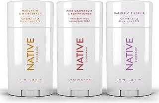 Native Deodorant – Natural Deodorant – 3 Pack Seasonal – Vegan &..