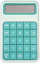 $38 » Z-Color Multifunctional Office Desk Calculator, Portable 12 Digit LCD Display Desktop Calculator, Handheld for Daily and B...