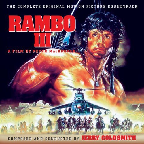 Rambo III -Complete- by Jerry Goldsmith & the Hungarian State Opera Orchestra Soundtrack edition (2005) Audio CD
